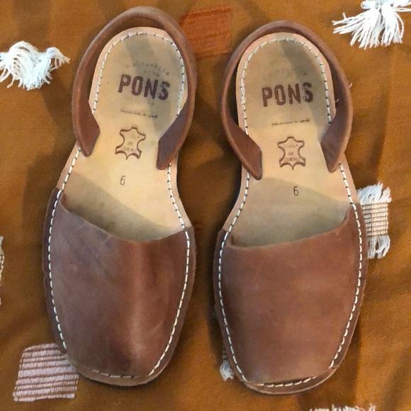 e2dcb1fd674 Avarca Pons Shoes - Avarcas Pons leather sandals